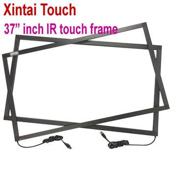"""Xintai Touch 16 points 37"""" Infrared Touch Screen frame, 16:9 format for advertising"""