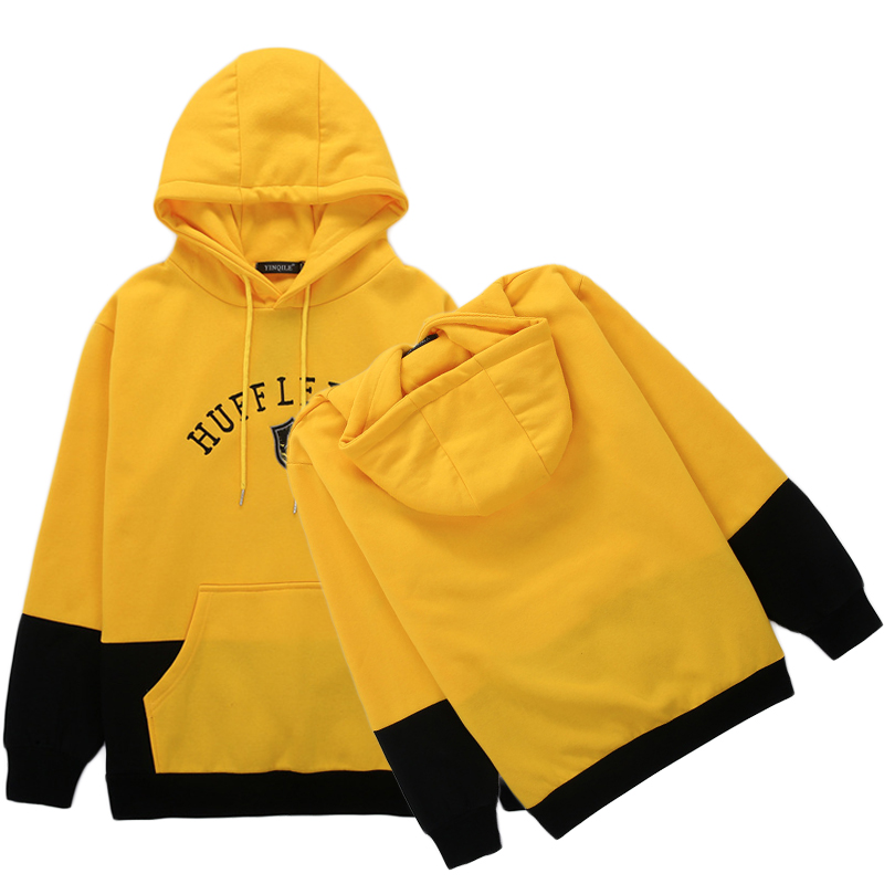 Толстовки с капюшоном и надписью Magic College для косплея, Зимний пуловер с длинным рукавом для взрослых, бархатный пуловер с капюшоном, одежда д...