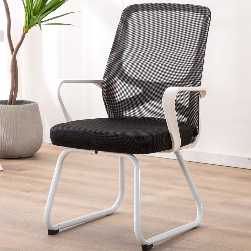 Computer Chair Household Office Chair Meeting Backrest Leisure Swivel Chair Modern Simple Stool Comfortable Student Study Chai