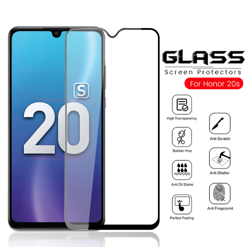 Honor 20 S Glass Screen Protector Tempered Glass For Huawei Honor 20s MAR-LX1H MAR-LX1 6.15'' Safety Film Honor20s Glasses