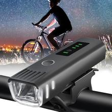 4 Mode Smart Induction Bicycle Front Light