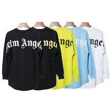 Palm Angels Hoodies Men Women Streetwear Stranger Things Sweatshirt Skateboard Fashion Casual Palm Angels Vetements Hoodie palm angels головной убор