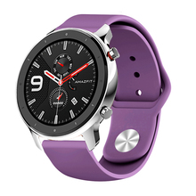 20 22mm band pebble time samsung galaxy watch active 42 46 gear sport s2 s3 zenwatch 1 2 ticwatch e pro c2 neo live strap 20mm 22mm Colorful Silicone Watchband for Samsung Galaxy Watch Active 42mm 46mm Gear S2 S3 Strap Band Amazfit Bip 42/46mm strap