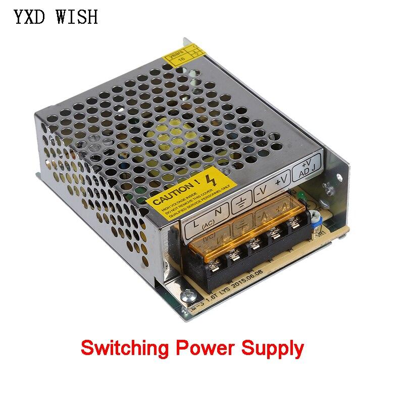 AC-DC 12V Switching Power Supply 1A 2A 3A 5A 6A 8A 10A 15A 20A 30A 40A 50A Power Adapter Transformer 12 V LED Driver Strip Light-2