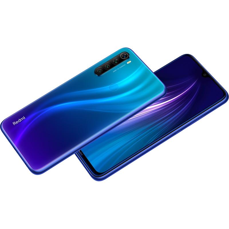 Gloabl Version Xiaomi Redmi Note 8 4GB 128GB 48MP Quad Cams Smartphone Snapdragon 665 Octa Core 6.3