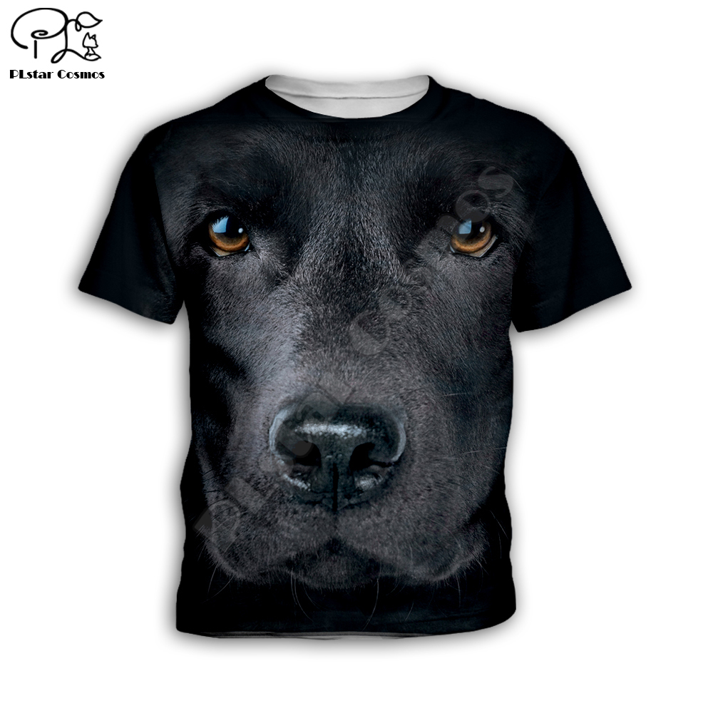 Toddler Baby Girl Love Boxer Dog Funny Short Sleeve Cotton T Shirts Basic Tops Tee Clothes