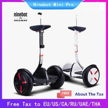Original Ninebot Mini Pro inteligente auto equilibrio miniPRO de 2 ruedas eléctrico scooter aerotabla patineta para ir kart