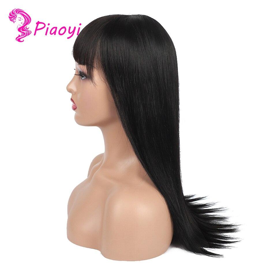 com franja perucas de franja longas perucas