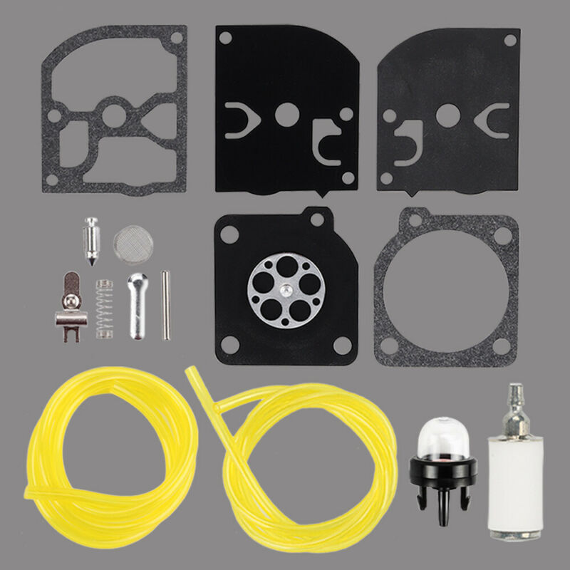 Chainsaw Carburetor Repair Kit For C1Q Series McCulloch 32cc GENUINE ZAMA Garden Outdoor Power Equipment Tool Parts Accessories