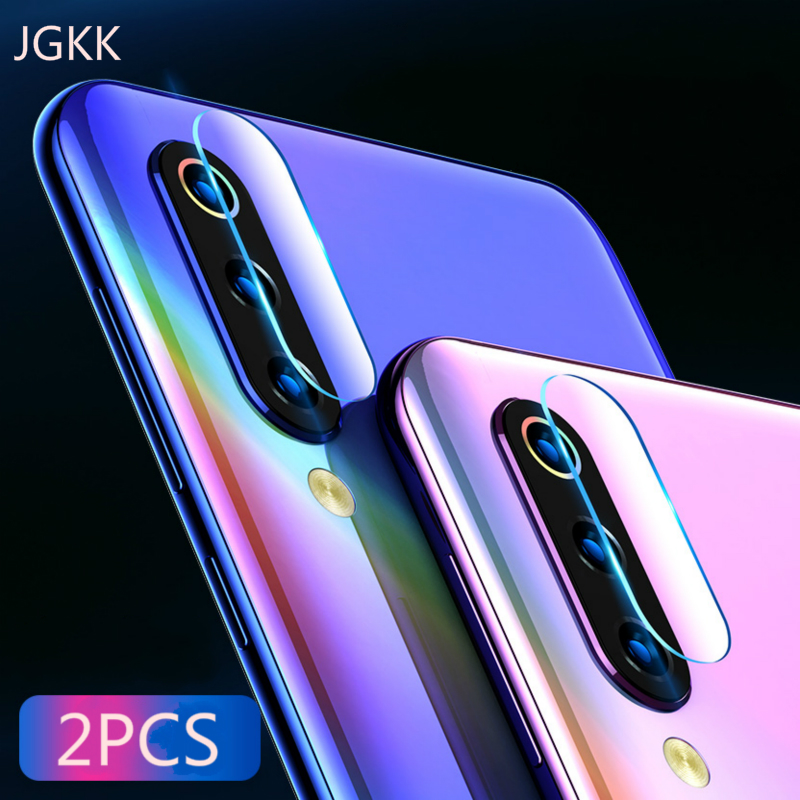 2PCS For <font><b>Xiaomi</b></font> Mi 9 9SE <font><b>Mi9</b></font> Mi 8 Lite Pro 8SE <font><b>Camera</b></font> Lens Soft Tempered Glass Screen <font><b>Protector</b></font> For <font><b>Xiaomi</b></font> 9 9T CC9E Lens Film image