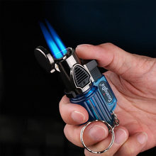 Metal Lighters Windproof Gas Lighter Cigar