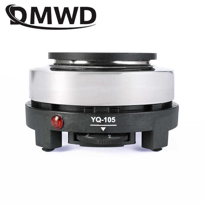 DMWD 110V/220V MINI elektryczny Moka kuchnia gazowa kuchenka wielofunkcyjny podgrzewacz kawy Mocha ogrzewanie płyta grzejna woda kawiarnia mleko palnik