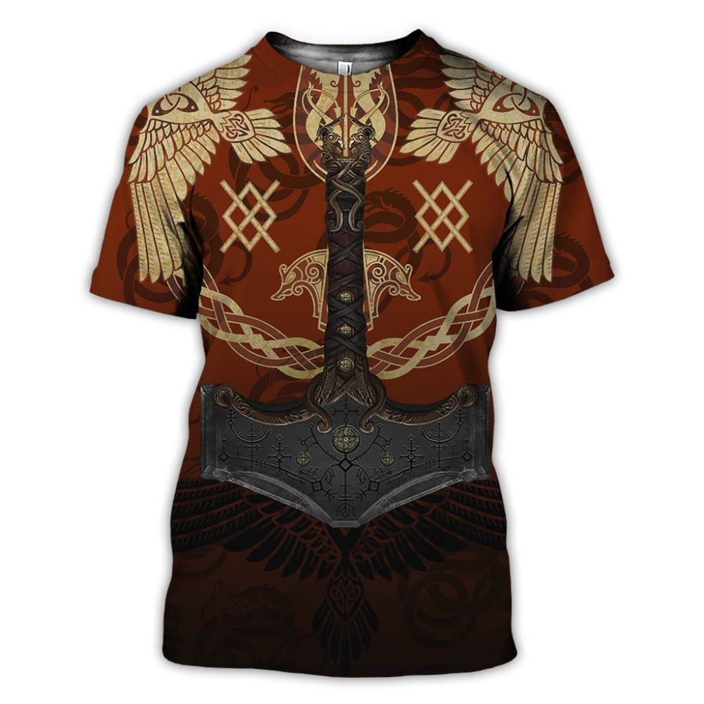 viking-3d-all-over-printed-clothes-ja0386-t-shirt