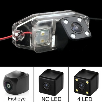 Fisheye for TOYOTA Land Cruiser Prado J90 J120 J150 LC90 LC120 LC150 LC200 Car Backup Parking Rear View Camera Night Vision Sony image