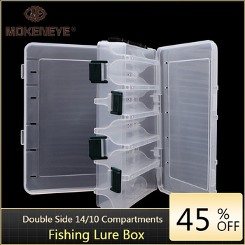 Double Side Fishing Lure Box - Fishing A-Z