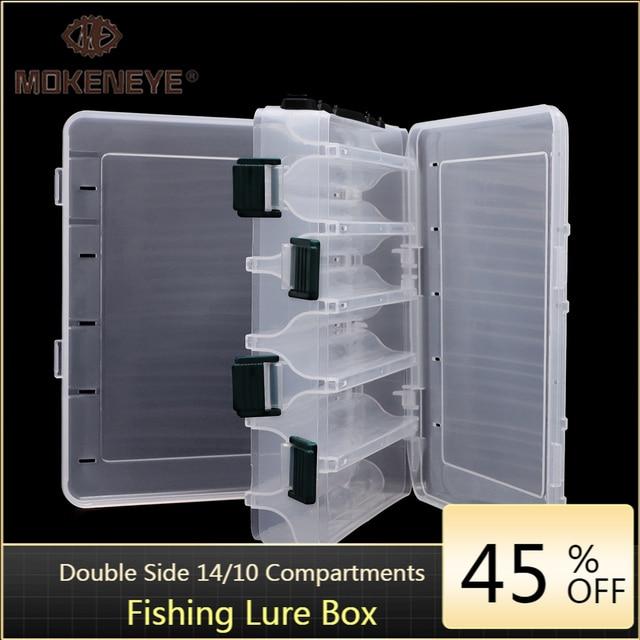 Double Side Fishing Lure Box - Fishing A-Z