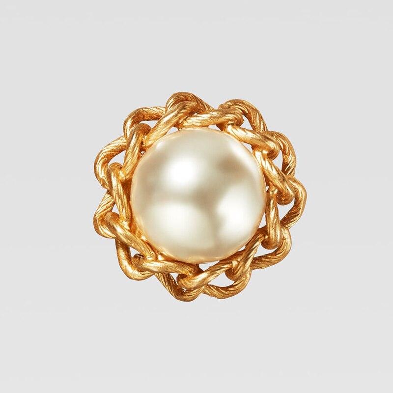 Dvacaman ZA, золотое ожерелье на цепочке, Чокеры для женщин, металлическое круглое звено, массивное ожерелье, s макси панк, модные вечерние ювелирные изделия - Окраска металла: 23