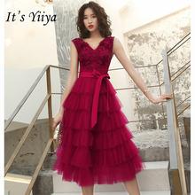 Женское коктейльное платье it's yiiya вечерние платья размера