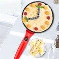 Сковорода для омлета, Электрическая круглая антипригарная блинница, блинница, сковорода для пиццы, инструменты для выпечки, изготовление б...