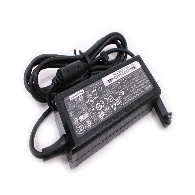 45W 19V 2.37A 3.0*1.0mm New AC Laptop Adapter For Acer Aspire S7 391 V3-371 A13-045N2A 12 SA5-271 SA5-2