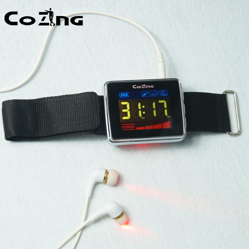Cold Laser Equipment Medical Laser Therapy Device For Tinnitus Rhinitis Hypertension Diabetes