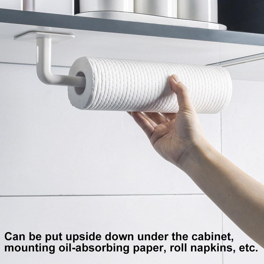 2 шт. Многофункциональный туалет рулон бумага рулон держатель полотенце вешалка вешалка ванная комната дверь подвес органайзер хранение крючок держатель современный