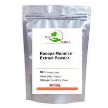 Bacopa Monnieri Extract ( Brahmi)Powder 50% Bacosides (100 %Pure)