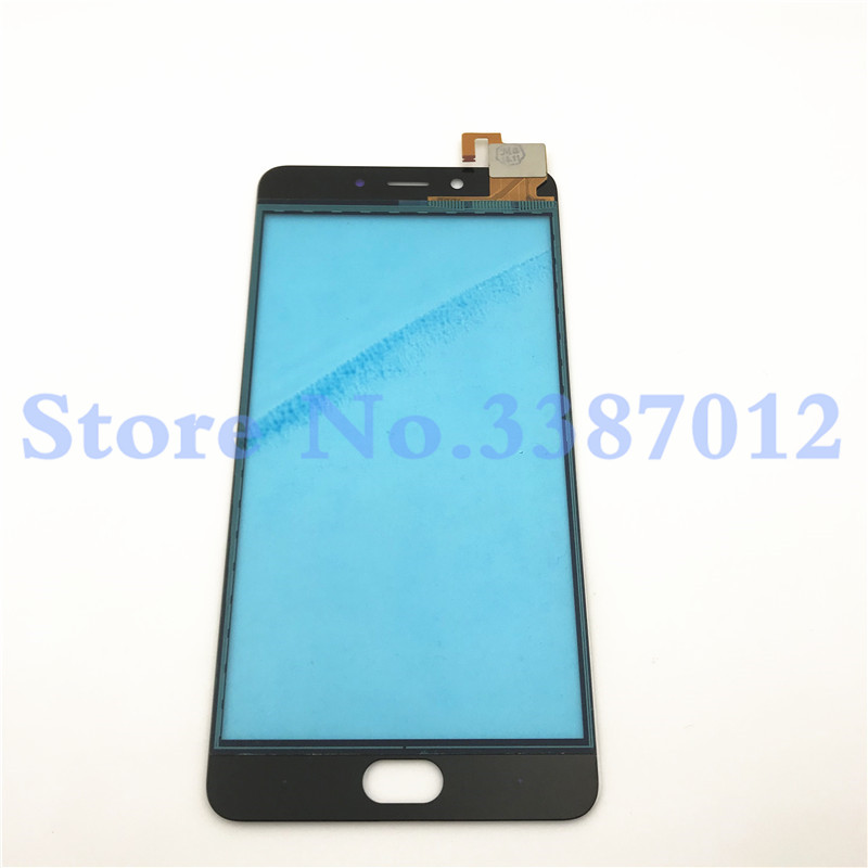Image 2 - 5.5 Replacement High Quality For ZTE Nubia N2 NX575J Touch Screen Digitizer Sensor Outer Glass Lens Panel on