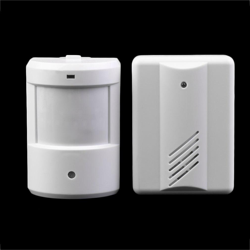 Neue Auffahrt Patrol Garage Infrarot Drahtlose Türklingel Alarm System Motion Sensor Home Security Alarm Motion Sensor heißer verkauf
