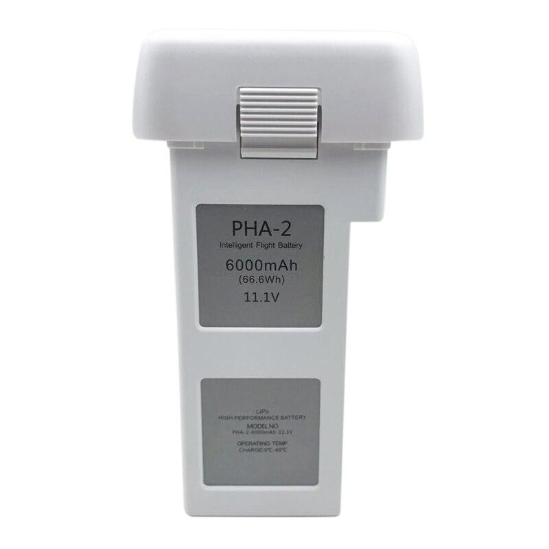 11,1 V 6000MAh литий полимерный аккумулятор дрона для DJI Phantom2 большой емкости запасной аккумулятор батареи самолета - 4