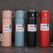 580ml 316 Stainless Steel Thermos Bottles Tumbler Insulated Water Bottle Portable Vacuum Flask for Mug Men Women Travel Cup Gift