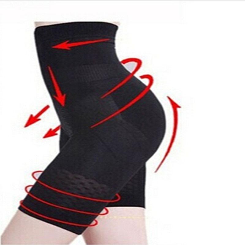 Seamless High Waist Postpartum Body Shaping Body Abdomen Pants Corset Hips Pants After The Waist Waist Corset Slimming Underwear
