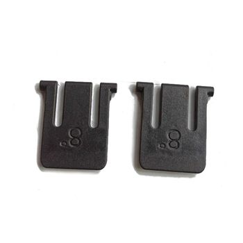 2Pc Keyboard Bracket Leg Stand for logitech K220 K360 K260 Keyboard Repair Parts 1