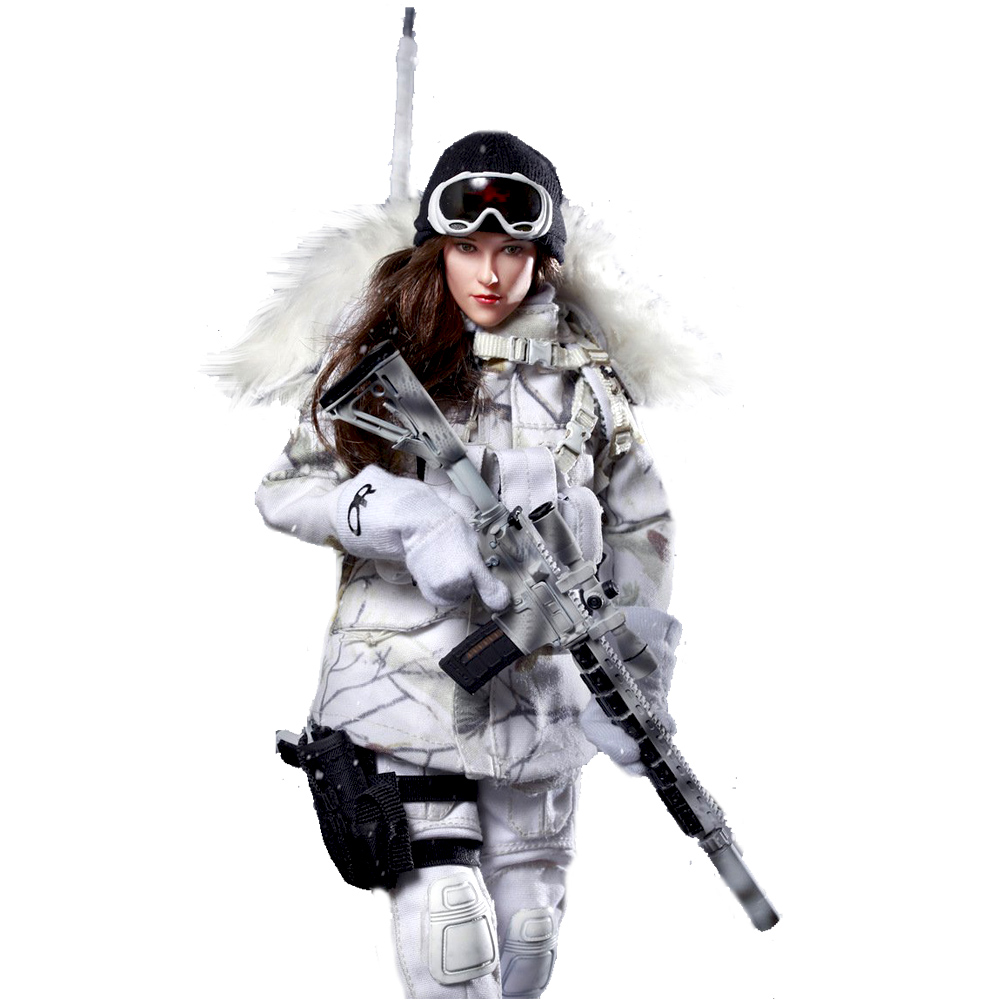 """FLAGSET FS-73013 1//6 Snow Queen Shirley Goggles Cap For 12/"""" Action Figure Toys"""