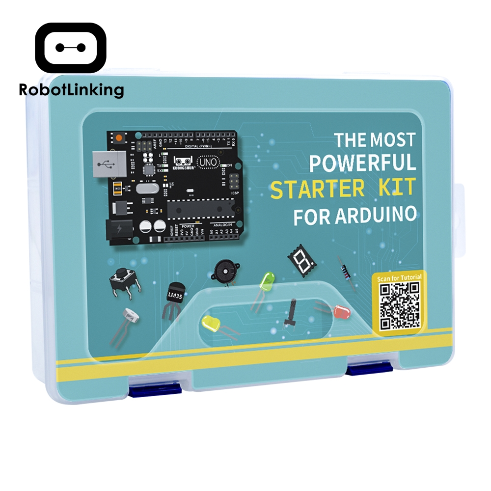 Image 3 - UNO Project Super Starter Kit with Tutorial, UNO R3 Controller Board, Servo, Stepper Motor, Relay etc. for Arduino Projects 2019-in Integrated Circuits from Electronic Components & Supplies