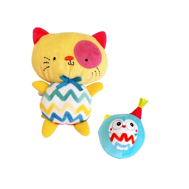 Joy Kitten Foam Particles Dumpling Doll Anime Is Hot Selling In Customizable