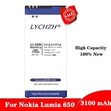 High Quality 3100mAh BV-T3G battery for Microsoft Nokia Lumia 650 RM-1154 BV T3G