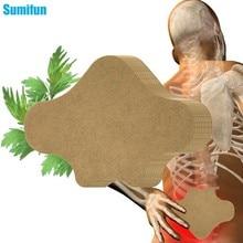 6-36 Uds ajenjo a médicos de la columna Lumbar yeso dolor alivio parche para artritis Neuralgia ácido éxtasis la moxibustión parches