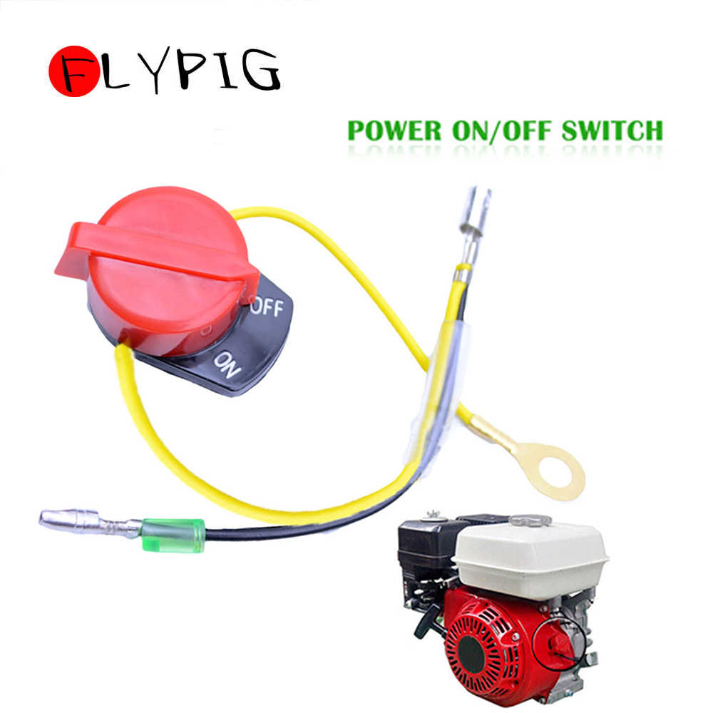 2 Wire Engine Power Stop On Off Kill Switch Control For Honda GX100 GX120  4HP GX160 5.5HP GX200 6.5HP GX240 GX340 GX390 Engine cable for cable  hondacable c - AliExpressAliExpress