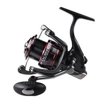 ZAUBER CS fishing reel spinning wheel feeder fishing reels 2500/3000/4000 Max Drag 8kg saltwater fishing 6+1BB Gear Ratio 5.0:1