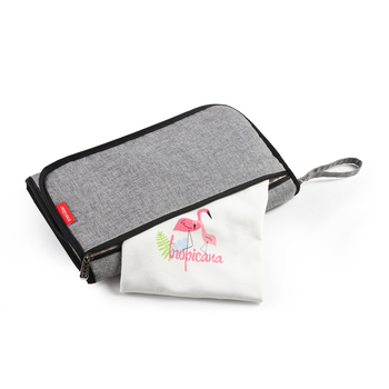 Baby Diaper Changing Mat Pad Waterproof Change Table Body Extender Portable Bag Travel