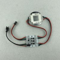 DC36V eingang 30W high power WS2811 gesteuert led pixel modul; RGB voll farbe