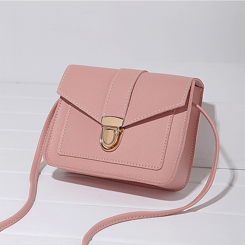 Mini Fashion Handbag Luxury Handbags Women Bags Designer Small Shoulder Bags For Travel PU Leather Crossbody Bags For Women 2019