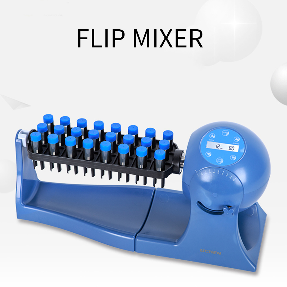 Mixer-LM 1 Vortex Mixer Oscillator Brushless Motor Timing Electronic Control Multiple Fixture Templates