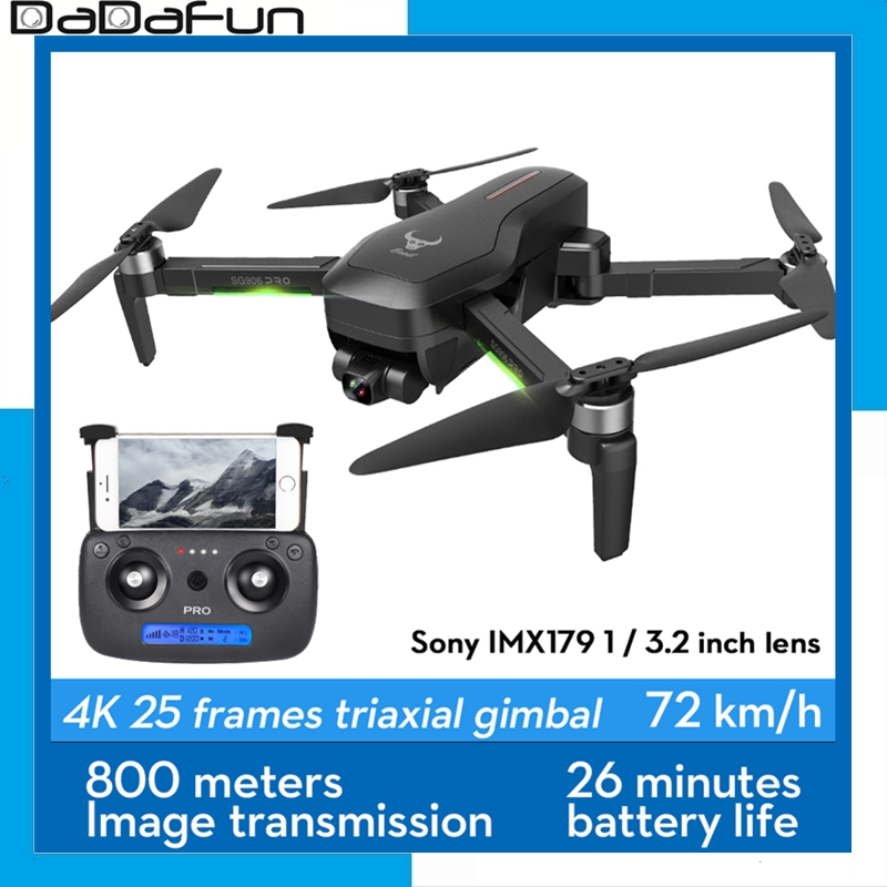 2020 NEW SG906 pro 2 5G drone 4k HD mechanical 3-Axis camera wifi gps system supports TFcard drones flight 26 min distance 1 2km