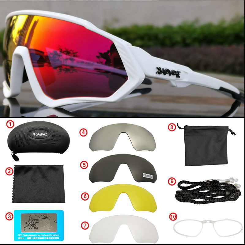 Cycling Glasses Polarized MTB mountain Bicycle Bike Cycling Sunglasses cycling goggles Eyewear Oculos Ciclismo Gafas Ciclismo
