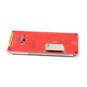 "Image 3 - 3.5 ""pollici 480*320 MCU Seriale SPI TFT LCD Modulo Display con Touch Panel Build in driver ILI9486 Dropship"
