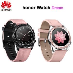 Huawei Honor Watch Ceramic Dream Smart Watch Sport Sleep Run Cycling Swimming mountain GPS 1.2