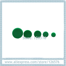 100 шт Зеленые кепки дороге HIWIN& пылезащитный Чехлы rail крышка для защиты от пыли C3 C4 C5 C6 C8 C12 C14 C16 для HIWIN рельса HGR15/20/25/30/35/45/55/65