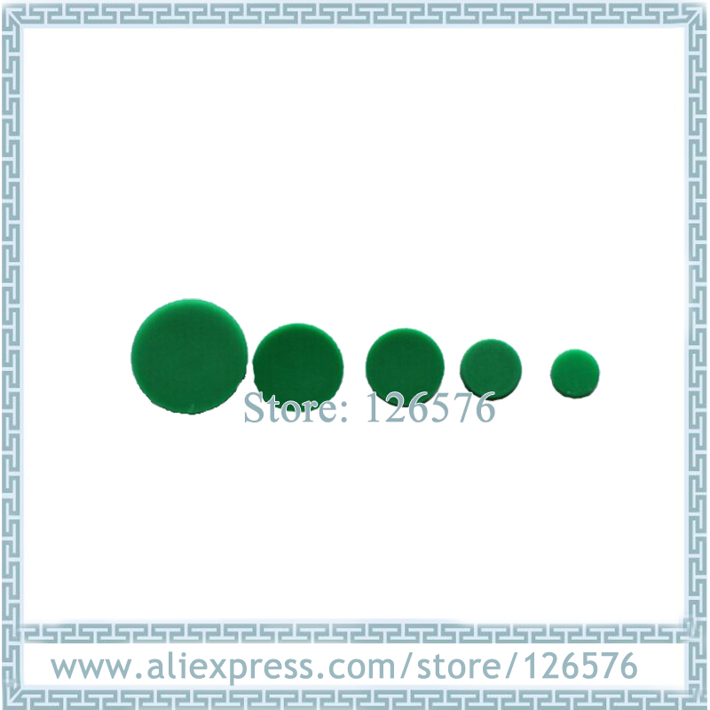 100pcs Green Caps HIWIN Dustproof Covers Rail Dust Cover C3 C4 C5 C6 C8 C12 C14 C16 For HIWIN Rail HGR15/20/25/30/35/45/55/65
